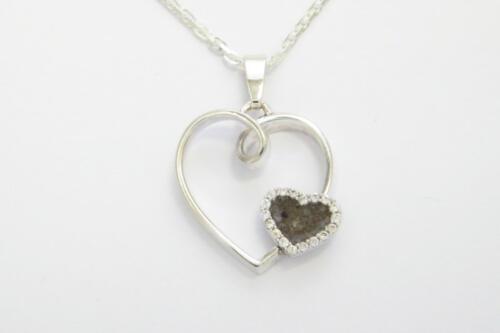 Zilveren-ashanger-dubbel hart-zirkonia