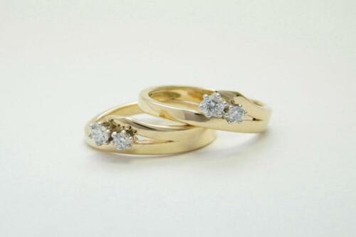 Gouden-dubbele-ringen-diamant